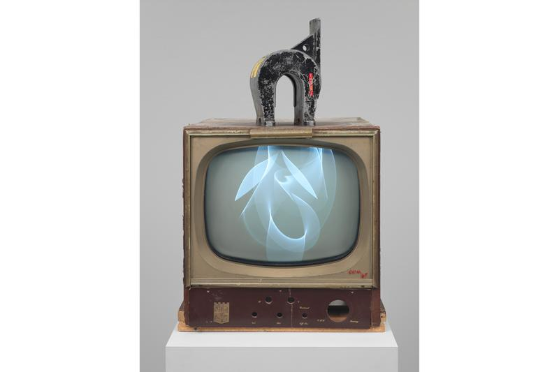 "Nam June Paik ""The Future is Now"" Tate Modern Exhibition Video Art Installations TV"