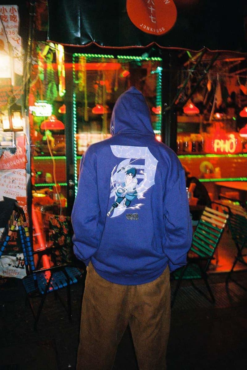 'Naruto' x Primitive Skateboards Collaboration collection capsule Lookbook release date info buy november 1 2019 skateboard clothing