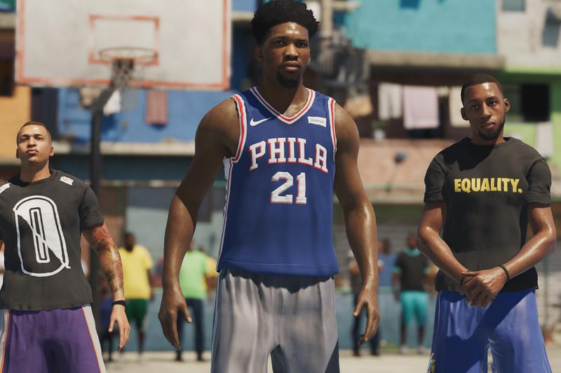 EA Sports Cancels 'NBA Live 20' gaming basketball video games consoles ea games all star game nba 2k