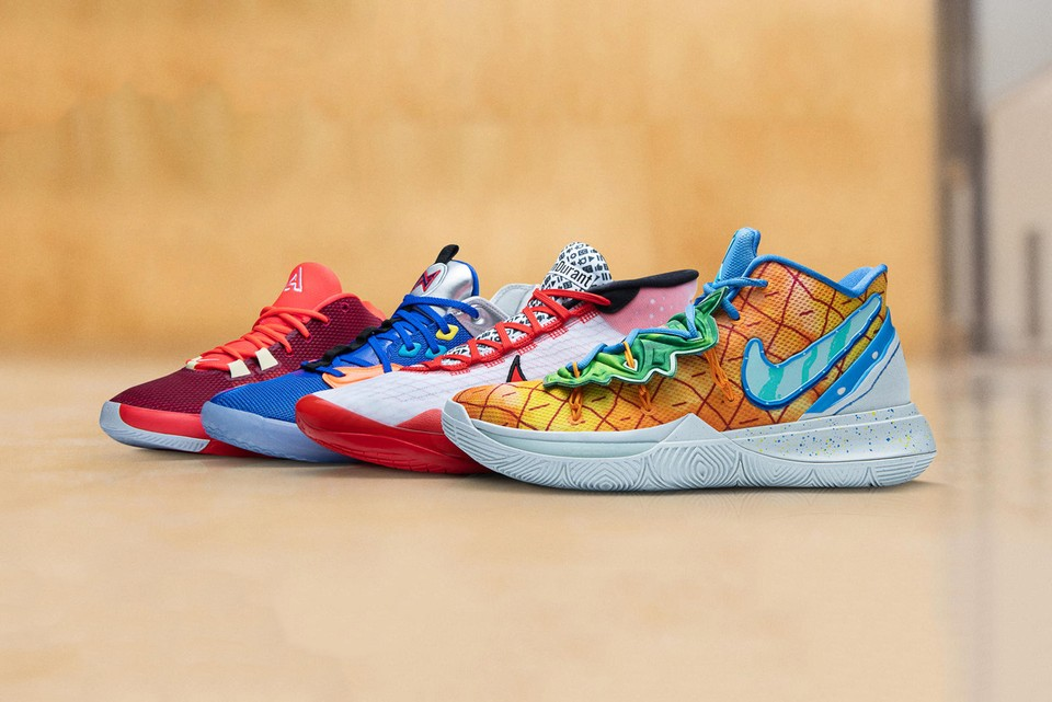 Here's What Four of Nike's Biggest NBA Stars Will Be Wearing During Opening Week