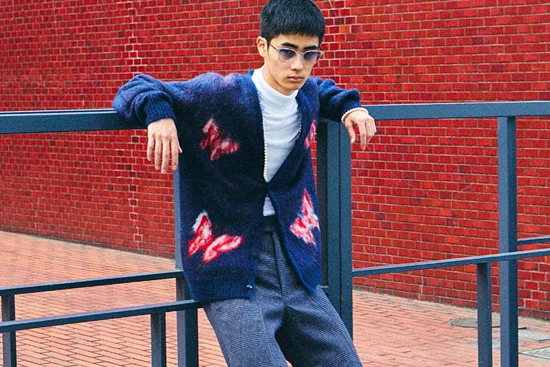 "NEEDLES Modernizes Vintage Styles in Latest ""Neo Tora"" Editorial"
