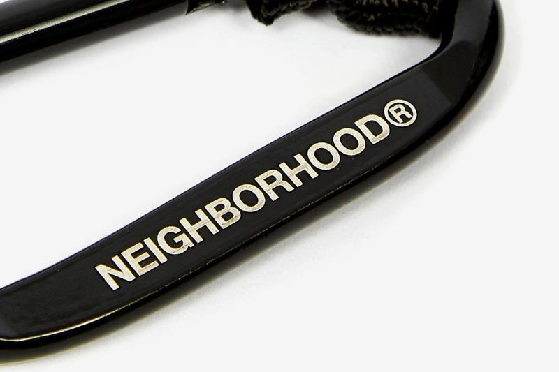 NEIGHBORHOOD SPECIMEN RESEARCH LABORATORY Fall winter 2019 SRL Thor  P TOTES CONTAINER Carabiner SRL ID C-TOWEL accessories