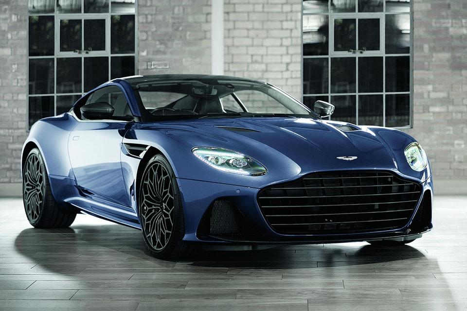 Neiman Marcus' Top Christmas Gift is a Daniel Craig-Designed Aston Martin DBS Superleggera