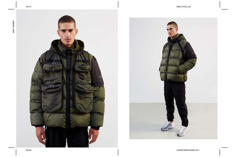 NemeN Fall/Winter 2019 Collection Drop 2 Lookbook fw19 release date info buy milan italia fw19 master-piece