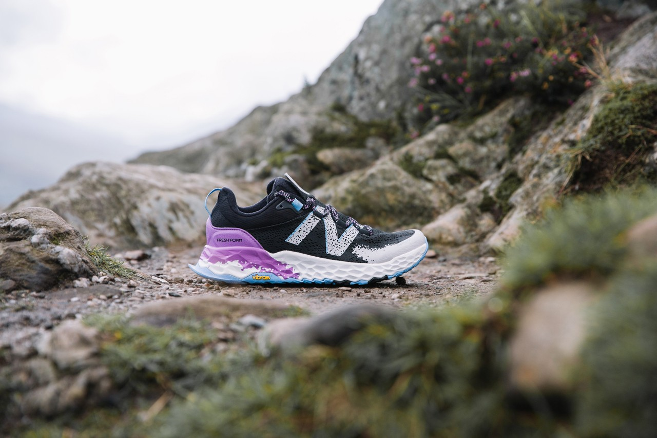 New Balance 850AT Outdoor All Terrain collection 850 silhouette lifestyle rugged stylish off-road outdoor trail inspired technology fit prime materializing Fresh Foam X cushioning Vibram canary yellow teal blue brown beige black colorways
