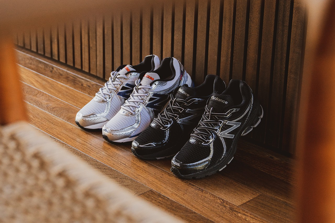 New Balance 860 V2 First Look \u0026 Release