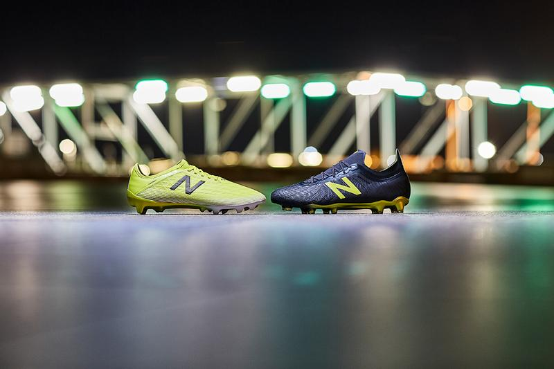 New Balance Updates The Furon v5 and the Tekela v2 With a Vibrant Colorway Football Boots Performance Innovation Footwear