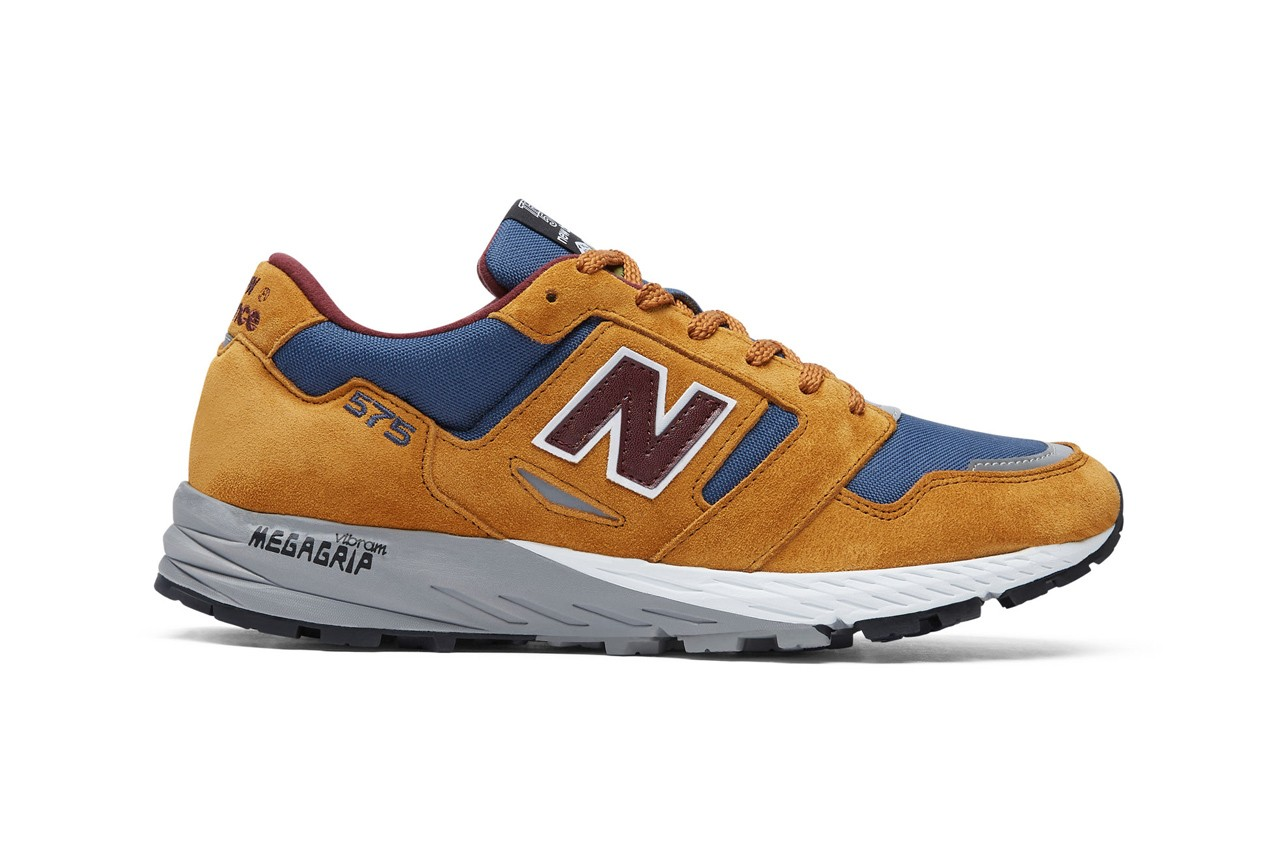 New Balance Made in UK 575 Gold