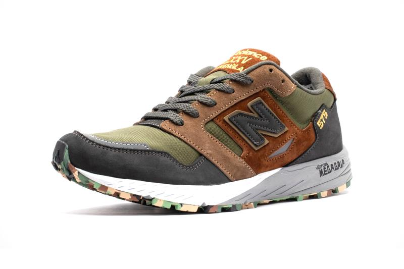 New Balance MTL575SO Camo Pack sneakers footwear shoes trainers runners vibram sole camouflage military filmby cumbria handmade