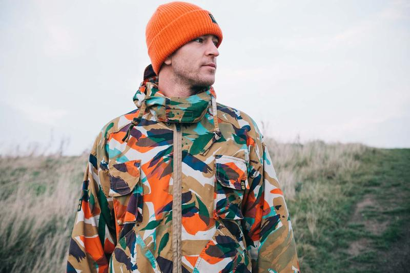 Nigel Cabourn x Element Collaboration Lookbook