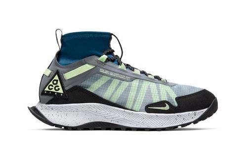 Nike ACG Goes Tech-Heavy With Two New Terra Zaherra Colorways