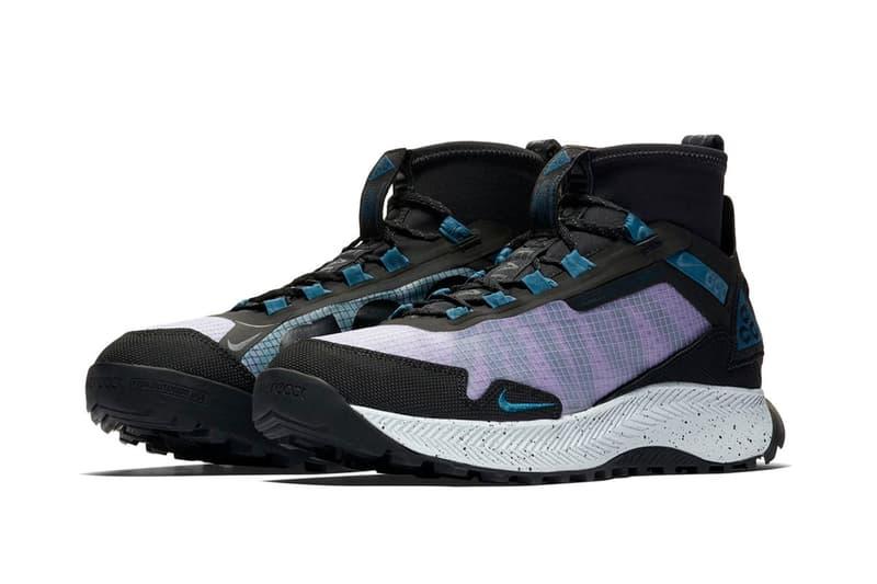 Nike ACG Terra Zaherra Barely Volt Blue Force Cq0076-001 Cq0076-500