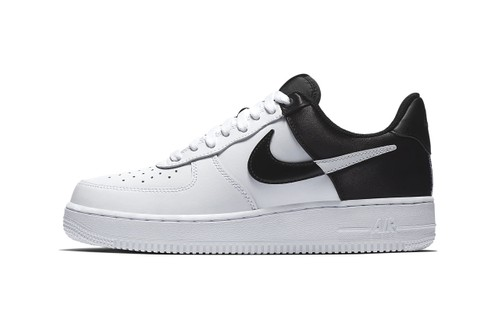 Nike Color-Blocks Air Force 1 '07 LV8 NBA With Three Bold Iterations