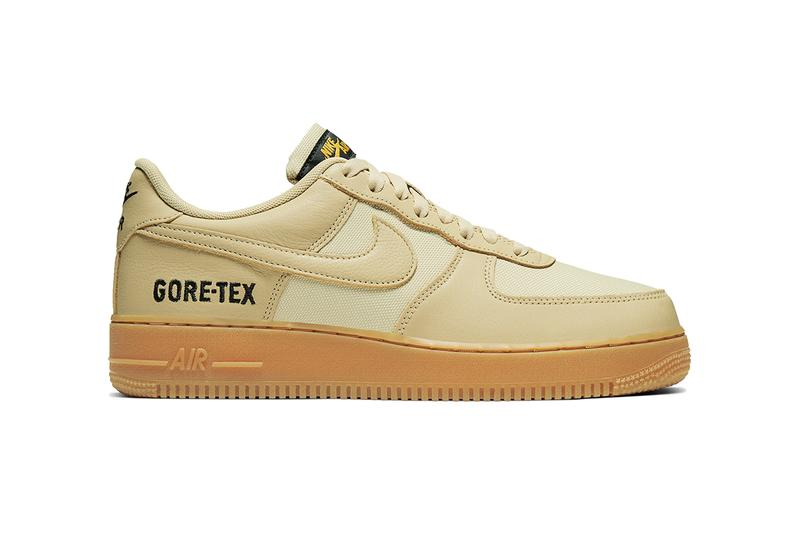 Nike Air Force 1 Low The 10th High Gore-Tex Pack colorways sneaker gtx release date info buy november 1 drop waterproof
