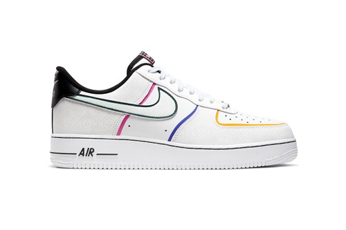 """Get Ready For Dia De Los Muertos With This Festive """"Day of the Dead"""" Nike Air Force 1 Low"""