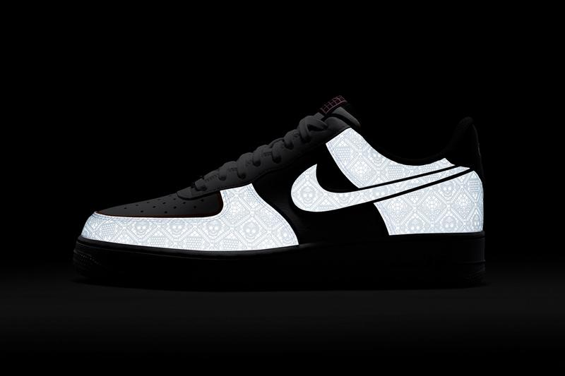 """Nike Air Force 1 Low """"Day Of The Dead"""" sneaker where to buy price release 2019"""