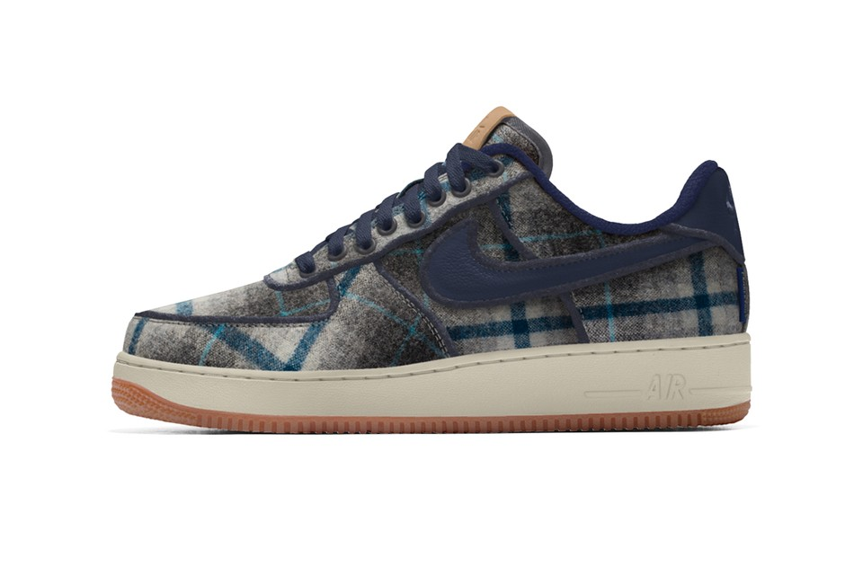 Nike Unveils Customizable Sneakers With Pendleton By You