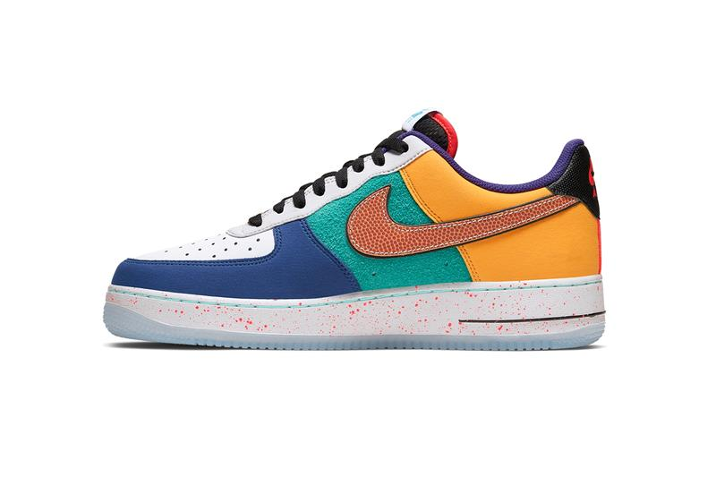 nike air force 1 low what the la los angeles lakers clippers angels rams dodgers chargers kings release date info photos ct1117 100