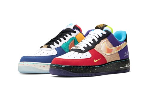 "Nike's Air Force 1 ""What The LA"" Salutes the City of Angels"
