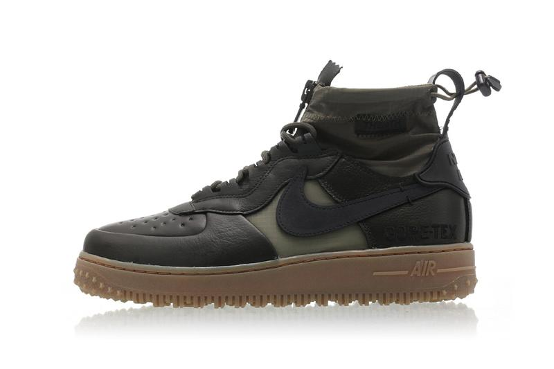 preview of low price sale latest Nike Air Force 1 WTR GRX With GORE-TEX Release Info | HYPEBEAST
