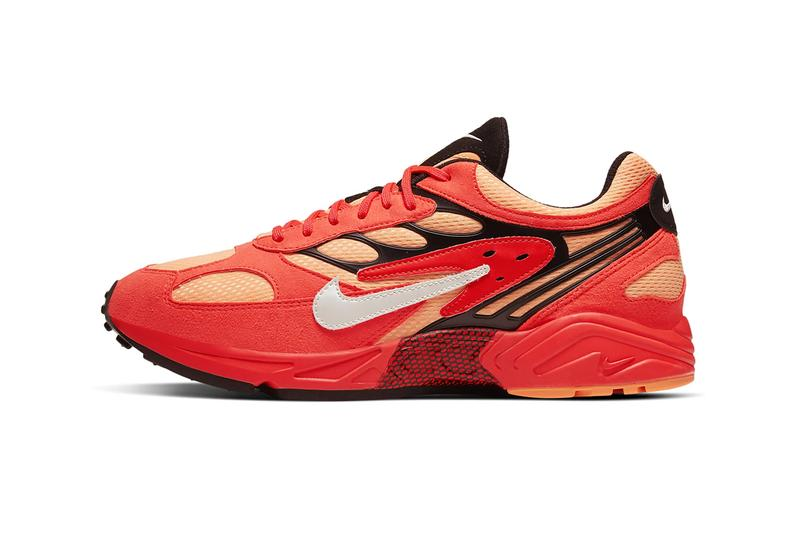 "Nike Air Ghost Racer ""Big Apple"" Release Info Bright Crimson/Black/Orange Pulse/Sail Style: CT1515-600 drop date price buy now new york marathon"