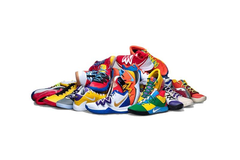 Matrona triatlón Muslo  Nike By You NBA Opening Week Footwear Collection | HYPEBEAST