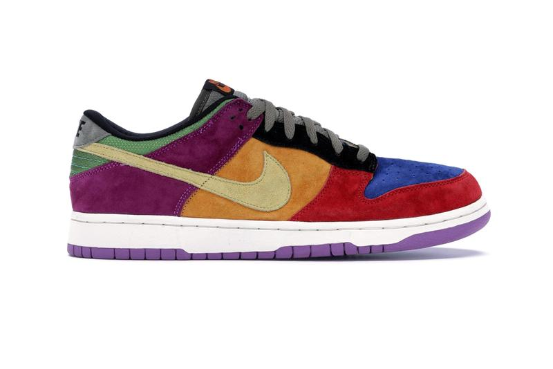 "Nike Dunk Low ""Viotech"" sneaker where to buy price release 2019"