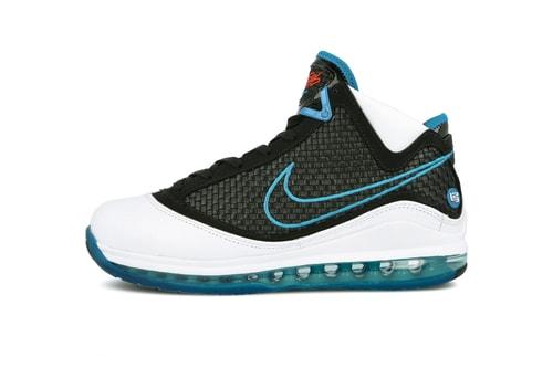 "The Nike LeBron 7 Returns in Memorable ""Red Carpet"" Colorway"
