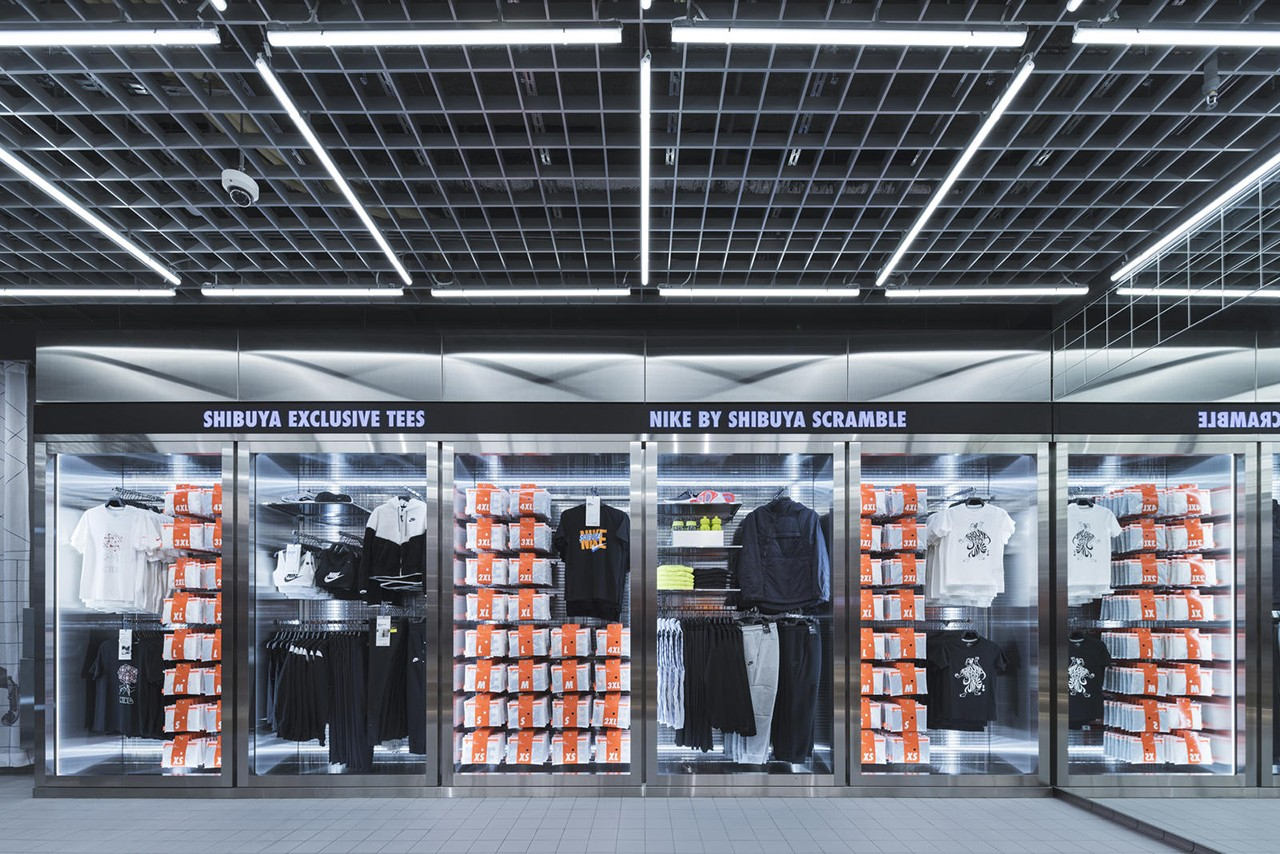 Nike Live Concept Stores Long Beach
