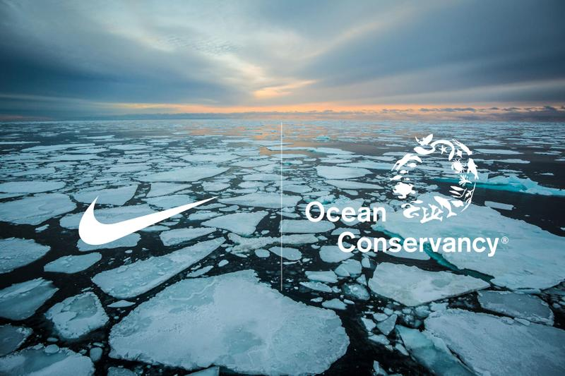 Nike & Ocean Conservancy to Launch Arctic Shipping Pledge sustainability climate change transport shipping reduce carbon footprint