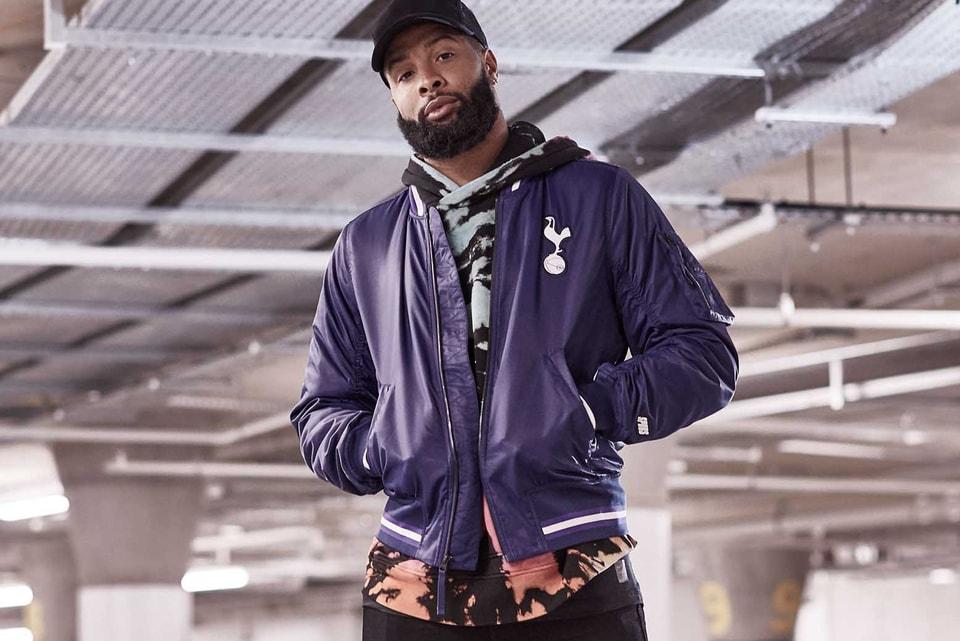 Nike & Odell Beckham Jr. Launch Spurs x NFL Collection