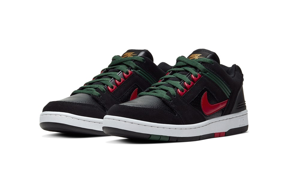 Nike Sb Air Force 2 Low Sneaker Release Price Hypebeast Drops