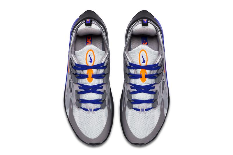 Nike Signal D MS X Pure Platinum Ocean Cube Atmosphere Gray Cool AT5303 003 004 sneakers footwear shoes bikes cars swoosh total orange