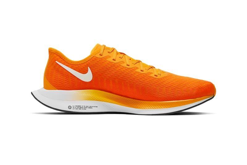 nike blue ribbon sports cortez zoom pegasus turbo 2 ii white black orange sneakers shoes 2019 pics pictures where to buy pic picture