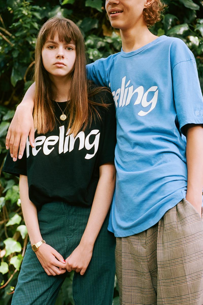 "nonnative x IDEA x Public Release Recordings ""Feeling"" Capsule Release Fergus Purcell"