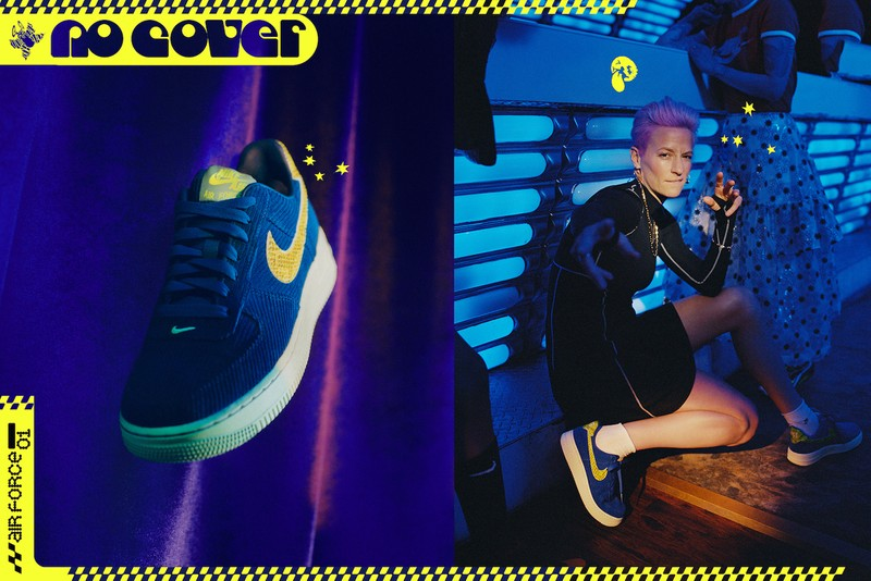 """Olivia Kim and Nike Salute '90s NYC Street Fashion With """"No Cover"""" Collection"""