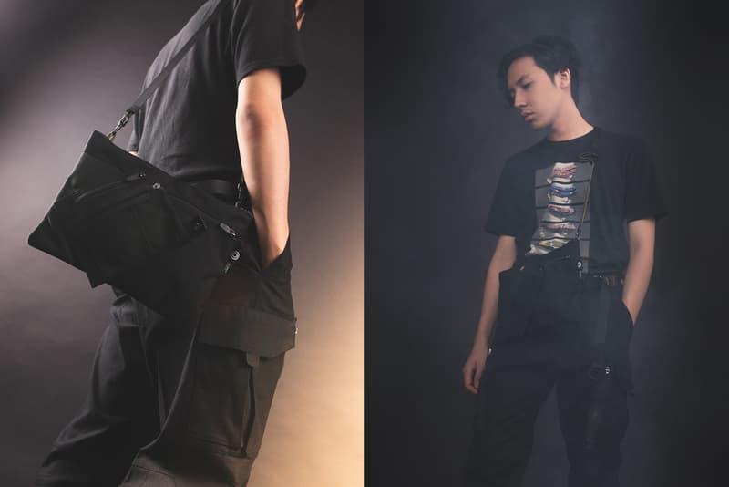 ORBITGear CIGSeries 2020 Collection Weatherproof 24L Messenger Bag Hip Bag Technical Sacoche Black Green