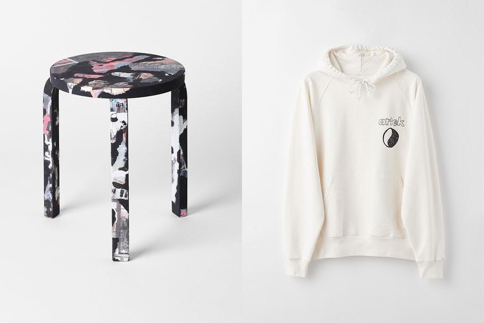 Our Legacy WORK SHOP & Artek Unveil Artistic Stool 60 Ystävä Collection