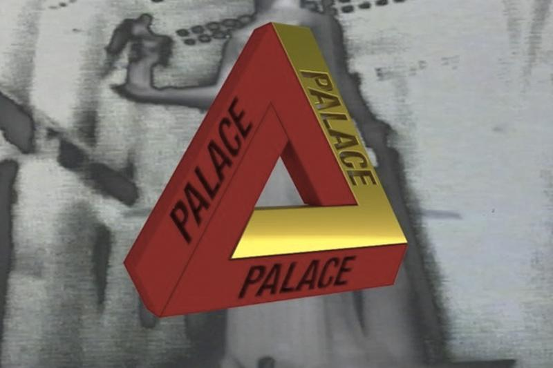 Palace Official Shanghai Pop Up Announcement Arkham palace.tmall.hk China Release Info Date