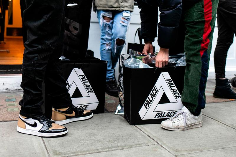 Palace Announce Shanghai Pop Up Store london skateboard brand skate china market