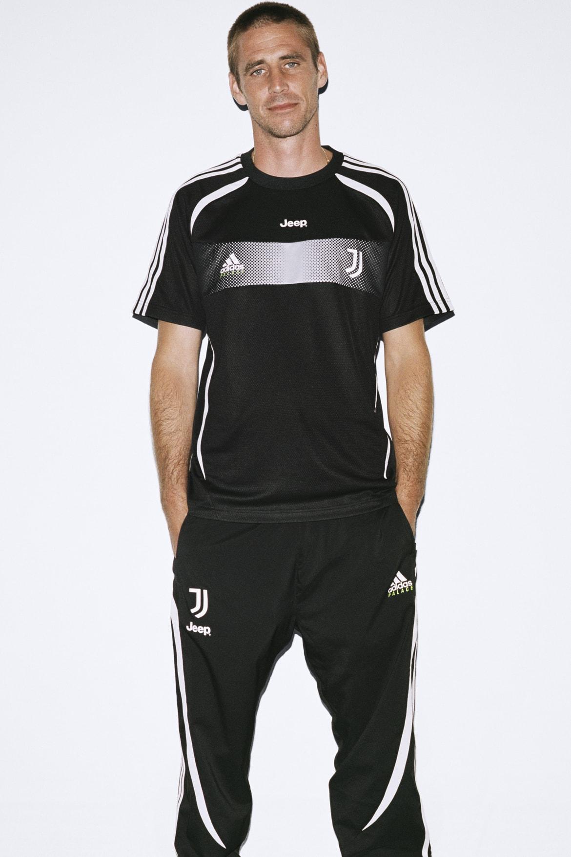Juventus x Palace x adidas Football Collection | HYPEBEAST