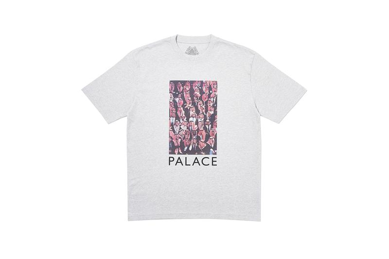 Palace Winter 2019 Week Five Drop List Releasing November 1 Skateboarding Beanie Sweater Hoodies T-Shirts Caps Corduroy Optical Illusion Tees Polartec Flecto Holidays