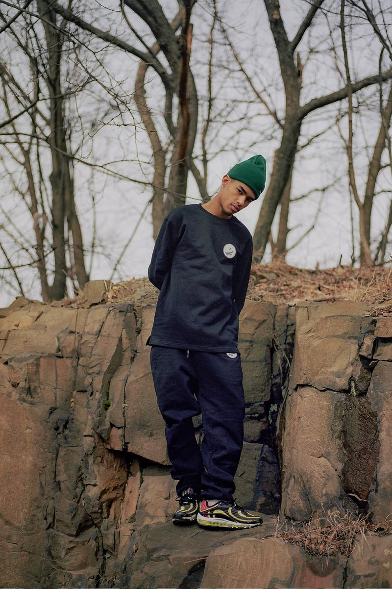 Paterson Fall/Winter 2019 Late Lookbook New Jersey Hoodies Beanies Layering Essentials
