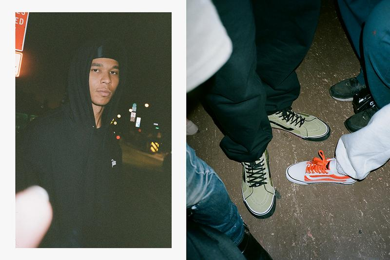 """Patta x Vans Old Skool & Sk8-Hi Release Information First Look Footwear Sneaker Collaboration Limited Edition 2019 """"Moss/ Black"""" """"True White/ Flame"""" """"Got Love For All"""""""