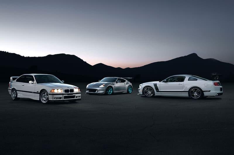 Paul Walker Car Collection 2020 Scottdale Auction BMW M3s