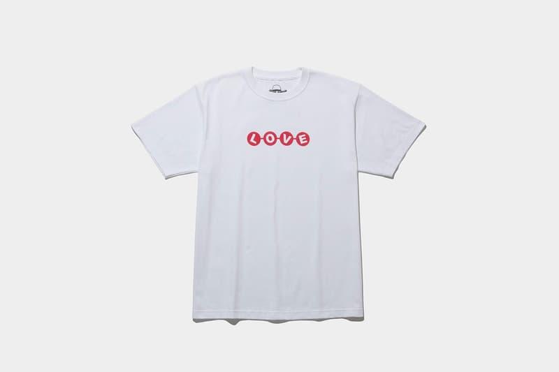 Poggy x fragment design THE CONVENI T-Shirt Collaboration poggytheman poggy the man japan tokyo shirts T-shirts the conveni