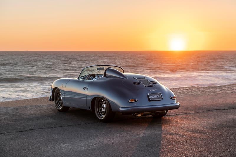 "Emory Motorsports 1959 ½ ""Transitional"" Speedster Porsche 356 Drop Top Conversion Restomod Car Automotive Classic Restored Outlaw"