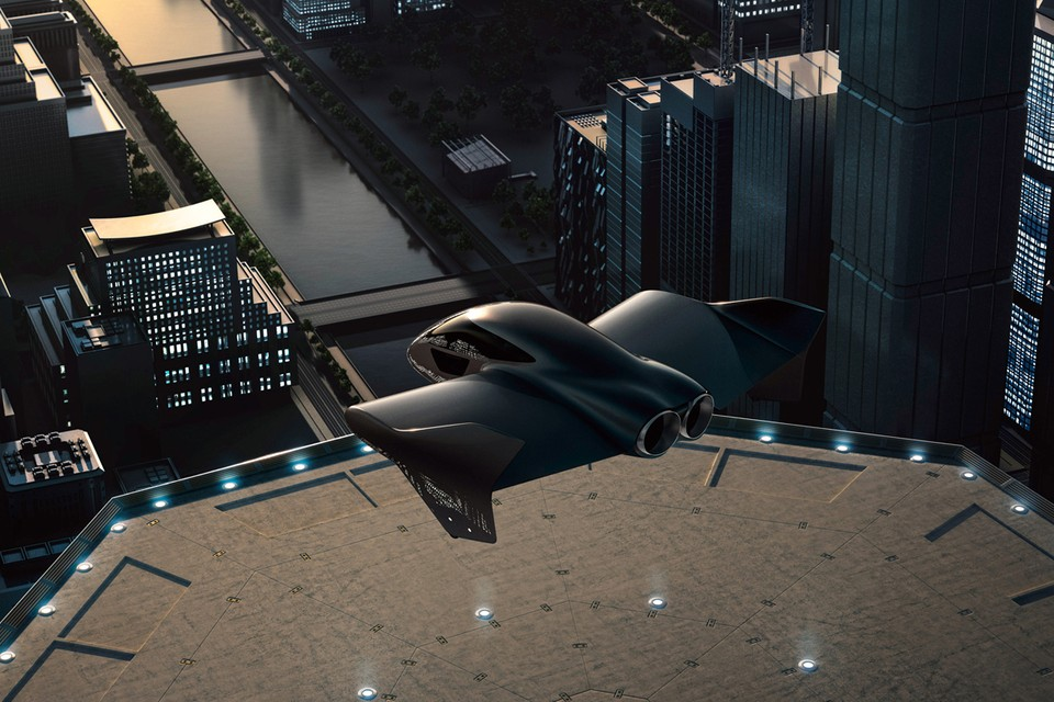 """Porsche Teams up with Boeing to Build """"Premium"""" Flying Vehicles"""
