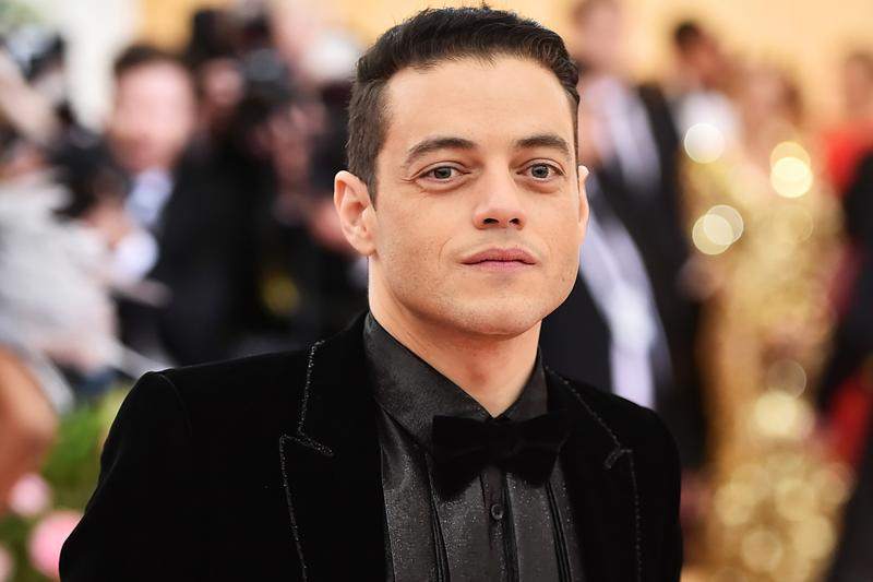 Rami Malek Villain Name in No Time to Die Revealed upcoming james bond 25 film movies cinema daniel craig safin a list actor supervillain