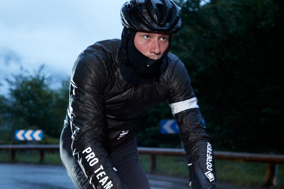 Rapha & GORE-TEX Drop Three New Waterproof Cycling Jackets